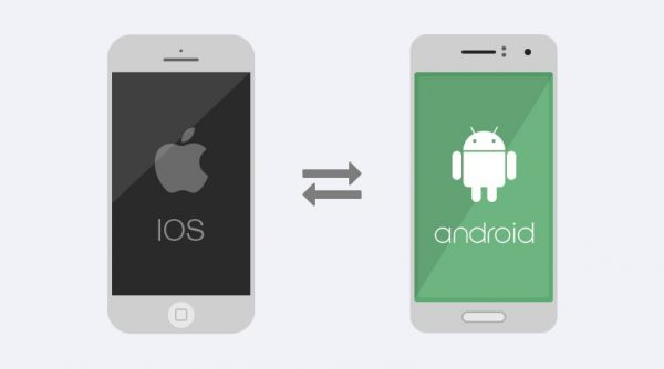 How to choose between iOS and Android apps